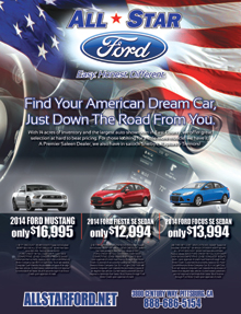 All Star Ford