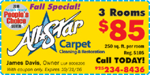 Allstar Carpet Cleaning