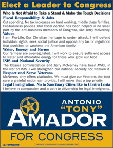 Amador for COngress