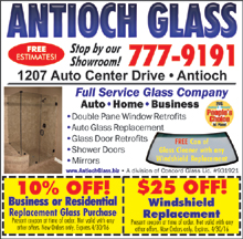 Antioch Glass