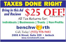 Benchworth