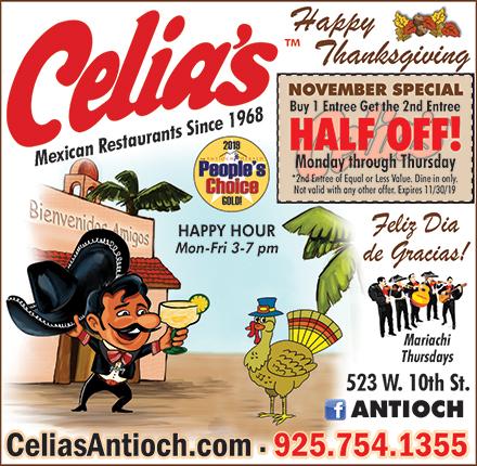 Celia's-11-19