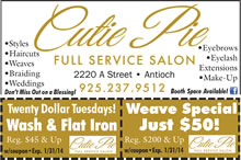 Cutie Pie Hair Salon