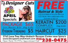 Designer Cuts