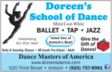 Doreen's School of Dance