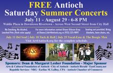Free-Summer Concert