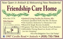 Friendship Care at Home