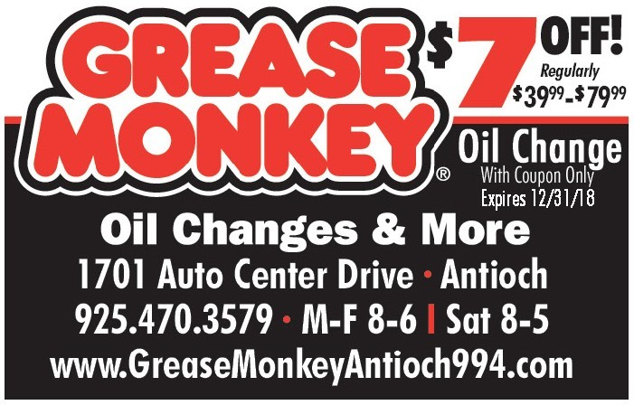 Grease Monkey 12-18