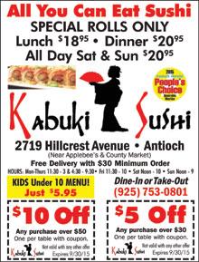 Kabuki Sushi 08-15