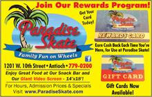 Paradise Skate