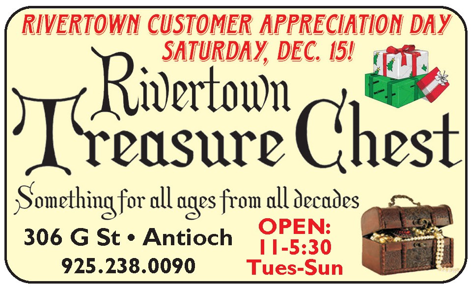 Rivertown Treasure Chest 12-18 left