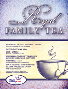 Royal Family Tea