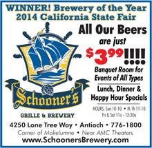 Schooner's