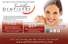 smile line dentistry