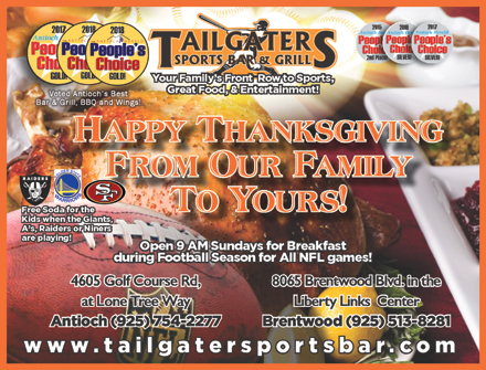 Tailgaters-11-18