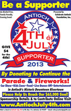 Antioch July 4th