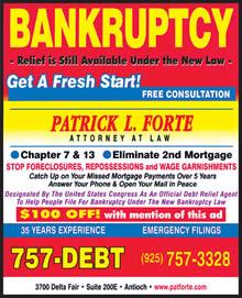 Patrick Forte Attorney