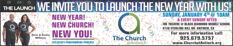 The Church at Antioch