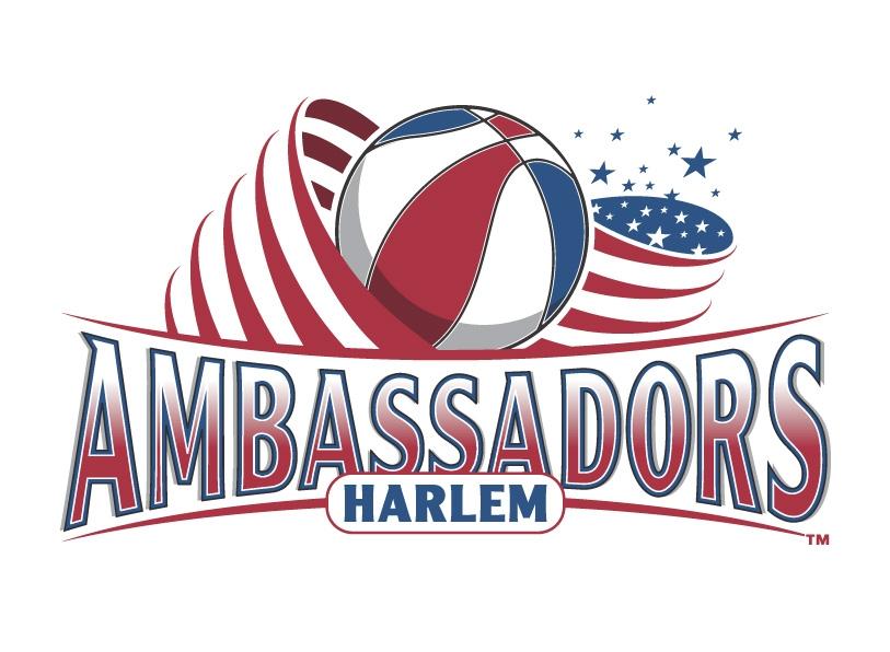 Harlem Ambassadors Logo Harlem Ambassadors Coming to East County May 7