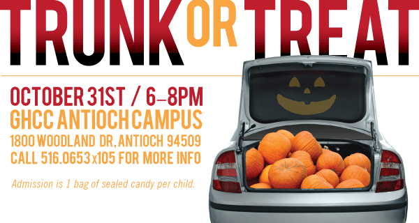 Golden Hills Antioch Trunk or Treat Churches to Host Safe, Alternative Halloween Events