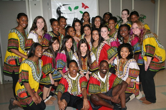 DVHS Dancers First Class, Captivating Black History Celebration