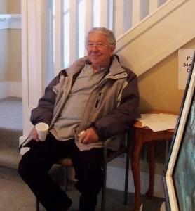 Charlie Ochoa at Lynn House Art Gallery