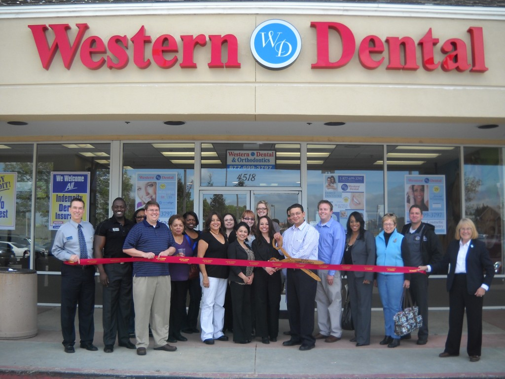 Ribbon Cutting Western Dental 1024x768 Western Dental Opens Second Location in Antioch