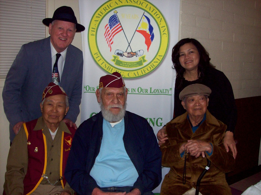 Bataan Death March survivors 1024x767 Bataan Death March Survivors Honored
