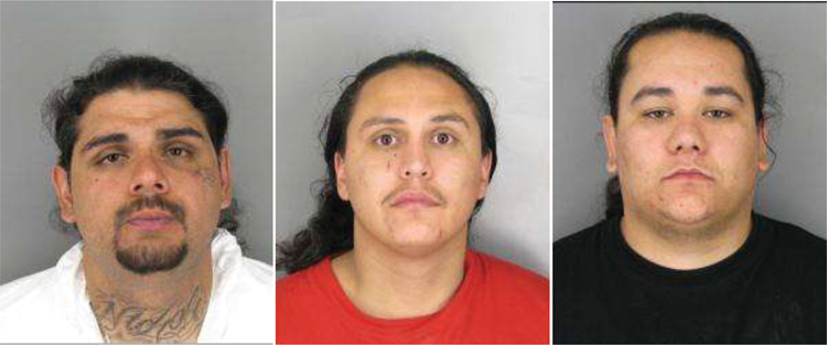 three arrested in murder Antioch Police Arrest Five in March 31 Murder of Lizandro Tony Bertolazzi