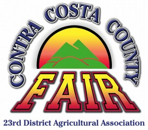 Contra Costa Fair logo full 300x264 Volunteers needed for 2015 Contra Costa County Fair, get free entry into the Fair