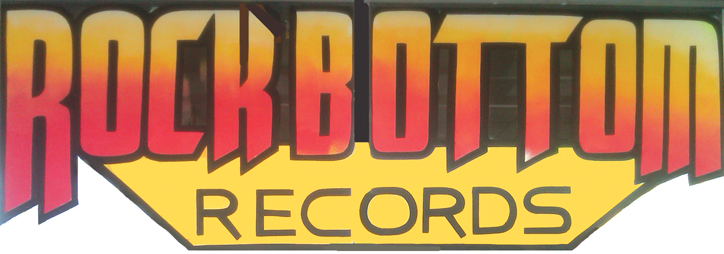 Rock Bottom Records window logo Rock Bottom Records Says Farewell to Antioch After 33 Years in Business