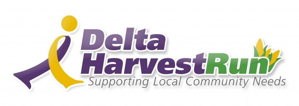 Delta Harvest Run Logo 1024x363 Realtors Delta Harvest Run for Local Charities September 16