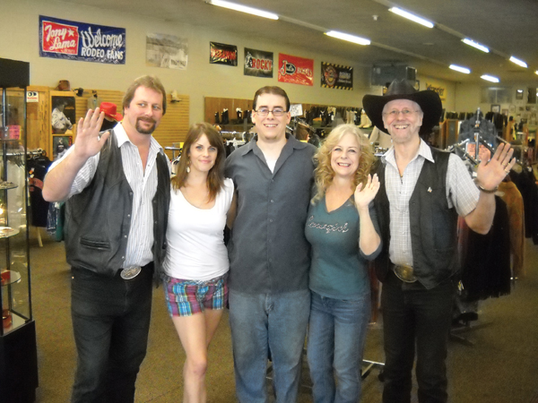 Winners Circle Waves Good Bye Winner's Circle Western Wear Closing After 37 Years in Antioch