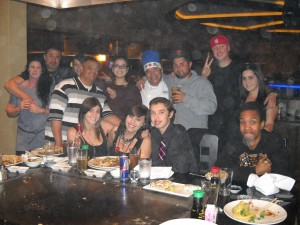 Cheyenne's 21st at Kobe