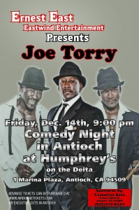 Joe Torry Comedy Show