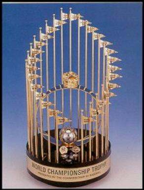 world series trophy Giants World Series Trophies to visit Antioch this Monday