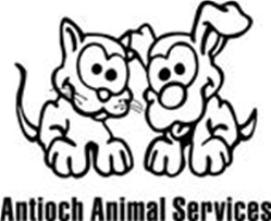 Antioch Animal Services logo Free pet adoptions this weekend in Antioch, Pittsburg and Concord