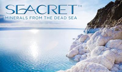 seacret Seacret offers natural skin care from the Dead Sea and income opportunity