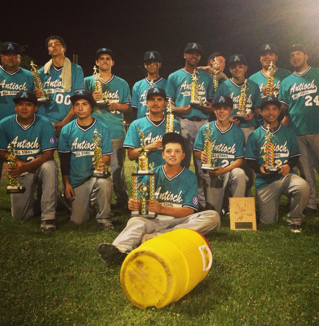 Babe Ruth champions Antioch Babe Ruth All Stars win four straight to reign supreme