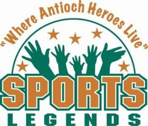 SportsLegendslogo 300x256 Antioch Sports Legends Alumni to hold Second Annual Hall of Fame fast pitch softball clinic in August
