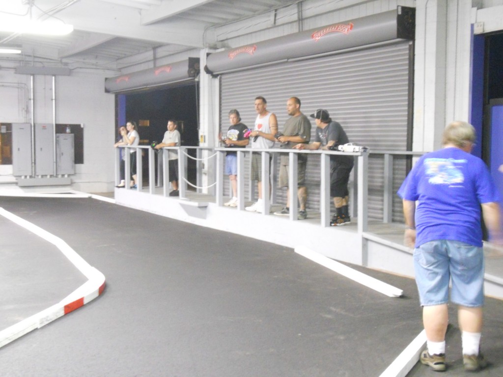 RC enthusiasts race at Delta RC's new indoor track in Antioch.