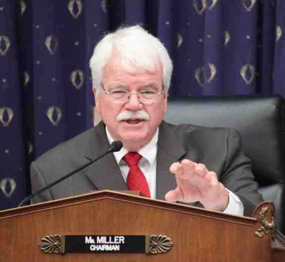 George Miller Long serving Congressman George Miller announces his retirement