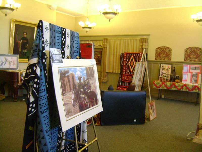 Black History Month exhibit Black History Month exhibit runs through Saturday in Antioch