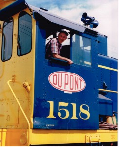 Smoky Jones train 244x300 Long time Antioch community volunteer, Smoky Jones passes, memorial Saturday