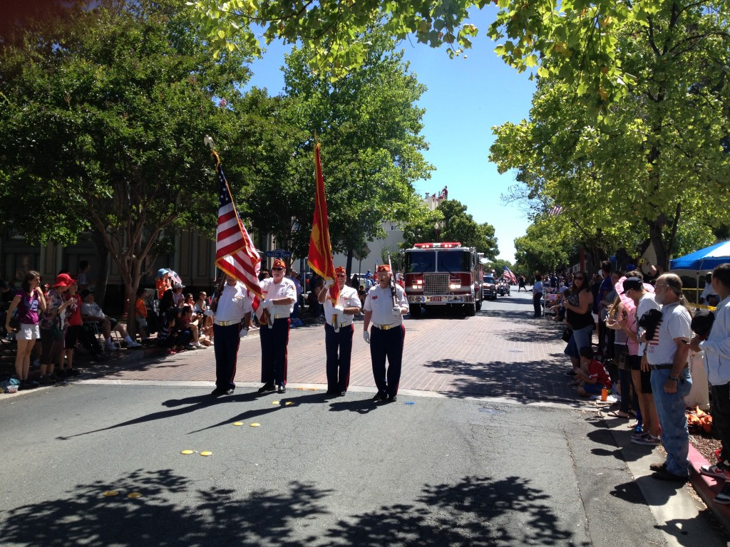 Color Guard 1024x768 Antioch celebrates Independence Day with downtown parade and fireworks at the fairgrounds