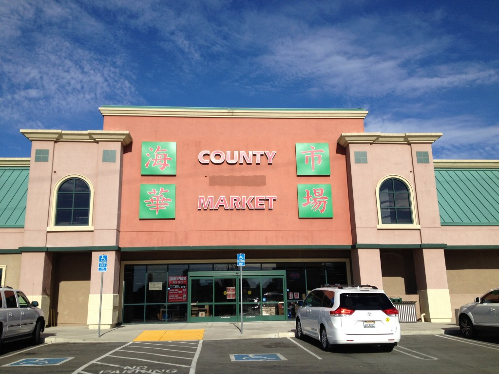 County Market Store Front 1024x768 Antiochs New County Market Asian Food Store to Celebrate Grand Opening Wednesday