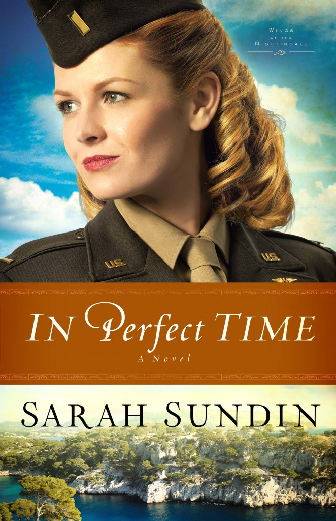 Sundin In Perfect Time 662x1024 Antioch author publishes sixth book, third of second WWII trilogy