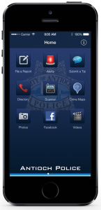 Antioch Police phone app 145x300 Code enforcement, police, feral cat issues addressed at recent Antioch Council meetings