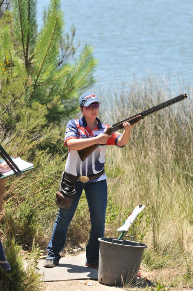 Alex Wampler RE Ranger sponsors Antioch Clay Shooting champion