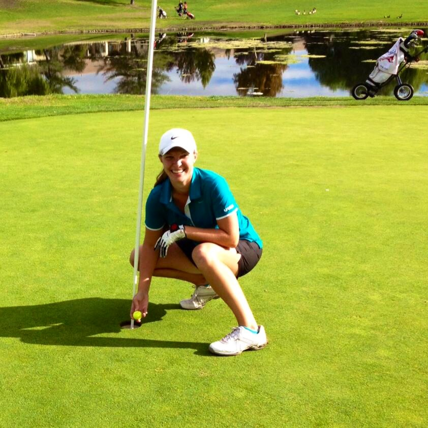 Danielle French hole in one Underdog Deer Valley wins BVAL Girls' golf tourney
